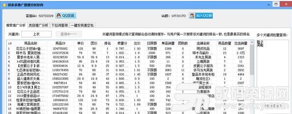 拼多多推广数据分析软件最新版