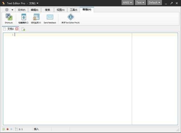 Text Editor文本编辑器绿色版下载