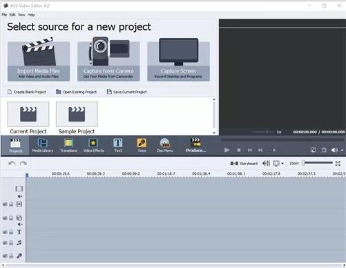 AVS Video Software官方版