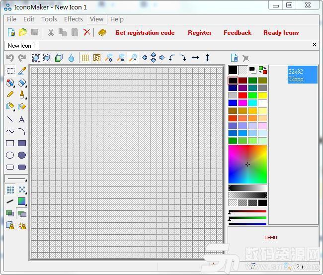 IconoMaker(图标编辑制作工具)