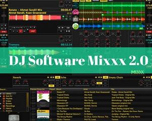 Mixxx混響軟件綠色版(音頻處理) v2.1.0  官方版
