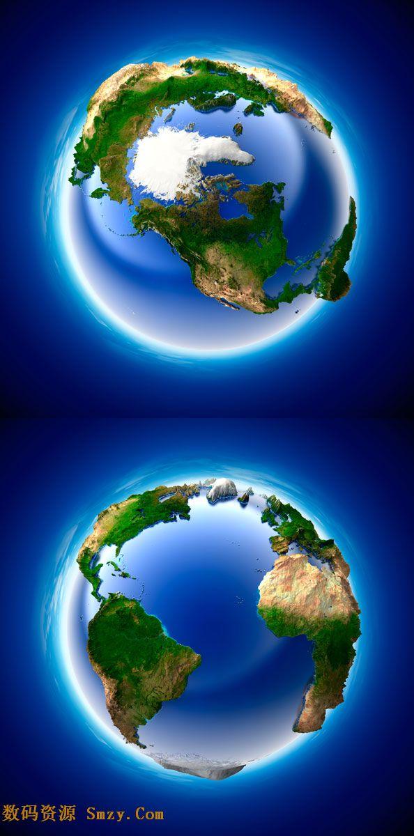 3d立体地球高清图片下载