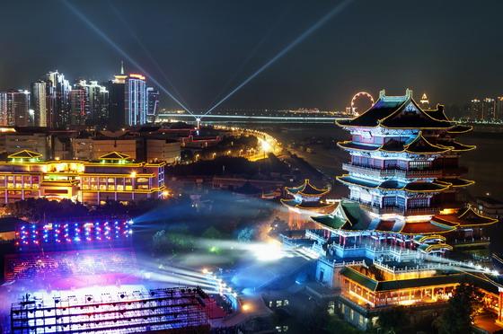 首页 资源下载 平面素材 精美图片 风景 > 夜晚炫丽灯光城市风光摄影