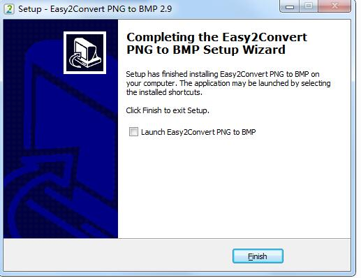 Easy2Convert PNG to BMP截图